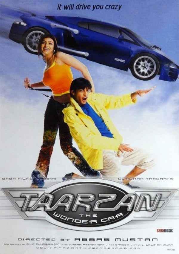 Taarzan - The Wonder Car Car Poster
