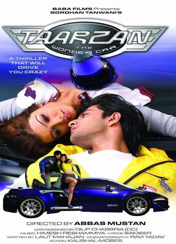 Taarzan - The Wonder Car HD Wallpaper Poster