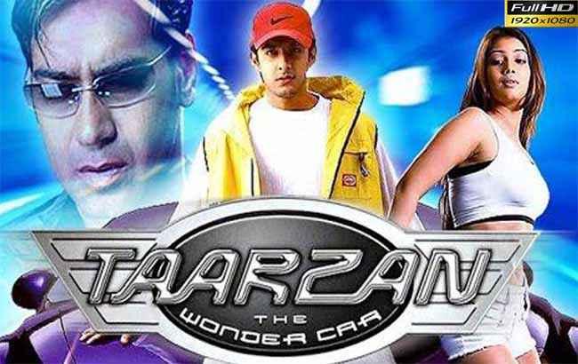 Taarzan - The Wonder Car Image Poster