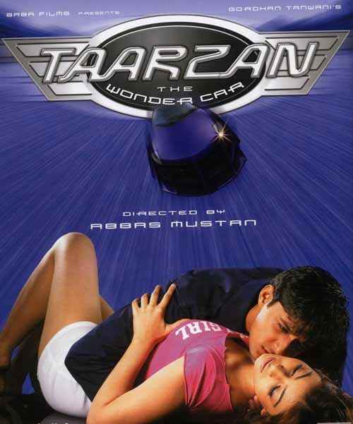 Taarzan - The Wonder Car Vatsal Seth Ayesha Takia Hot Poster