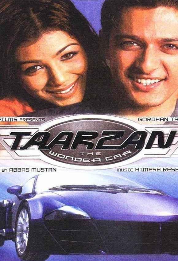 Taarzan - The Wonder Car Vatsal Seth Ayesha Takia Wallpaper Poster
