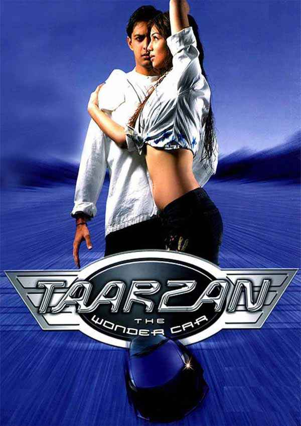 Taarzan - The Wonder Car Vatsal Seth Ayesha Takia Poster