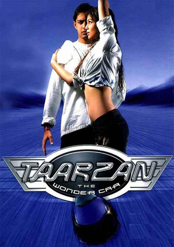 Taarzan - The Wonder Car Vatsal Seth Ayesha Takia Poster
