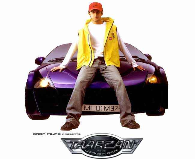 Taarzan - The Wonder Car Vatsal Seth Poster