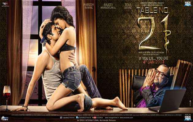 Table No. 21 Hot Poster