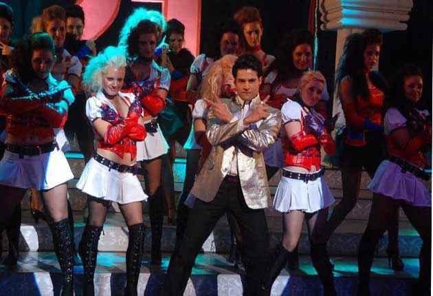 Table No. 21 Rajeev Khandelwal Dancing Stills