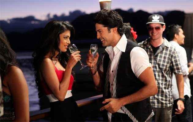 Table No. 21 Rajeev Khandelwal Tena Desae With Drink Stills
