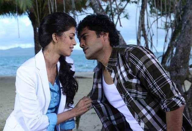 Table No. 21 Rajeev Tena Desae Hot Romantic Scene Stills