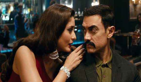 Talaash 2012 Aamir Khan Kareena Kapoor Hot Pics Stills