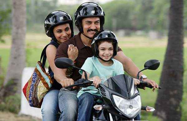 Talaash 2012 Aamir Khan Rani Mukerji Wallpapers Stills