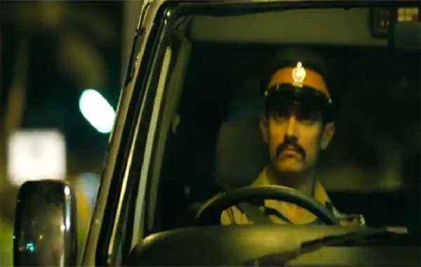 Talaash 2012 Aamir Khan in Car Stills