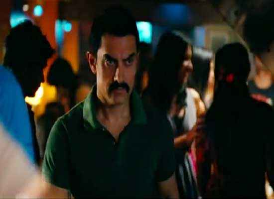 Talaash 2012 Aamir Khan Wallpaper Stills