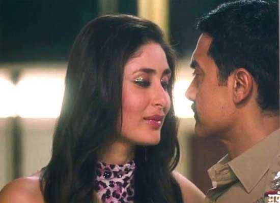 Talaash 2012 Kareena Kapoor Aamir Khan in Scene Stills