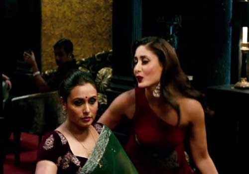 Talaash 2012 Rani Mukerji Kareena Kapoor Stills