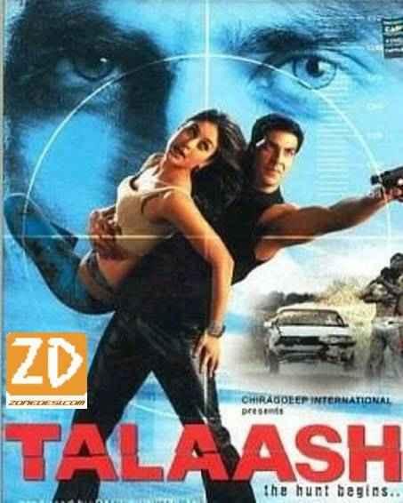 Talaash (2003) The Hunt Begins  Poster