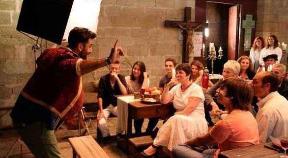 Tamasha 2015 Ranbir Kapoor Acting Stills