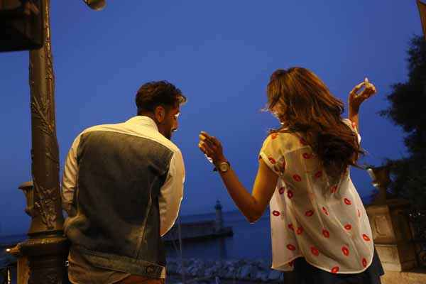 Tamasha 2015 Ranbir Kapoor Deepika Padukone In Romantic Mood Stills