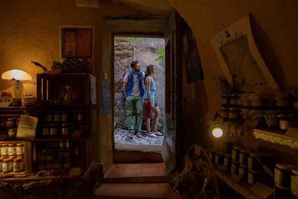 Tamasha 2015 Ranbir Kapoor Deepika Padukone Pose Pics Stills