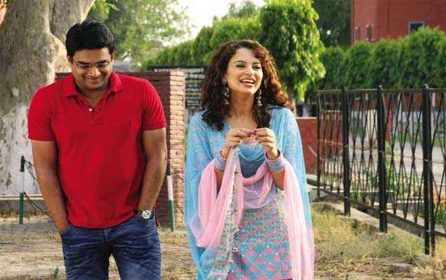 Tanu Weds Manu Returns R Madhavan Kangana Ranaut Stills