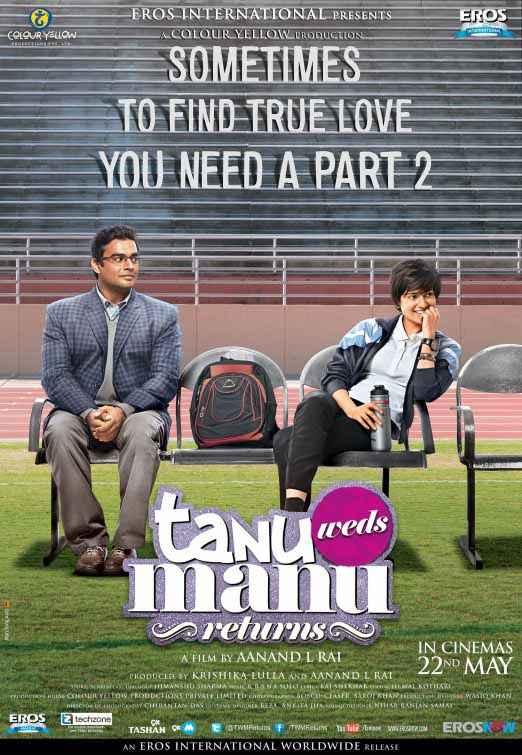 Tanu Weds Manu Returns Image Poster
