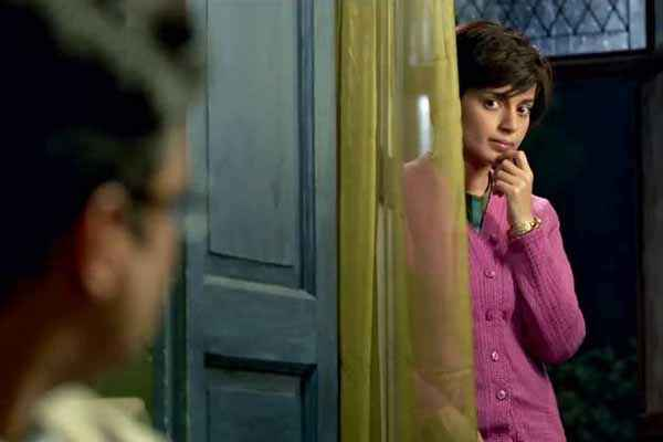 Tanu Weds Manu Returns Kangana Ranaut Hair Style Stills