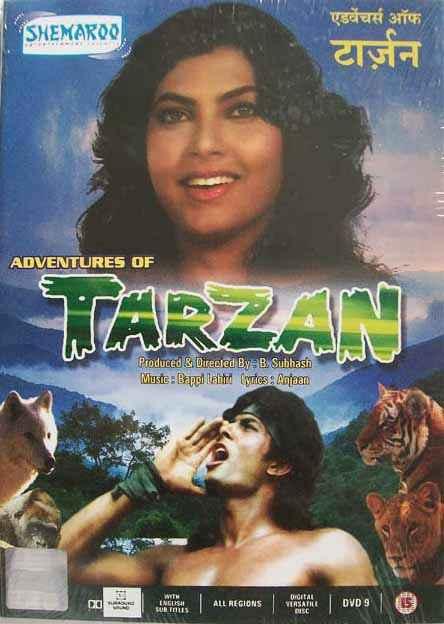 Tarzan Image Poster