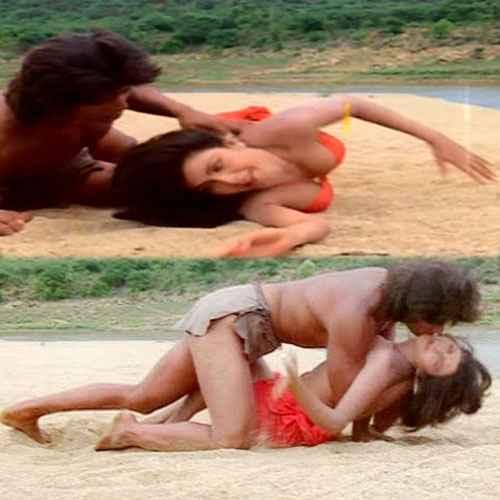 Tarzan Kimi Katkar Hemant Birje Hot Scene Stills