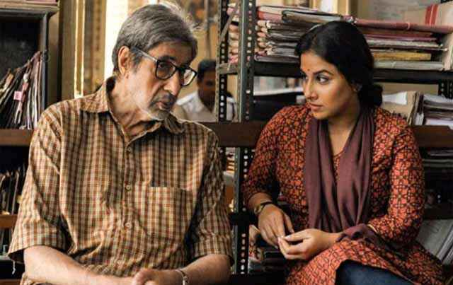 TE3N Amitabh Bachchan Vidya Balan Stills