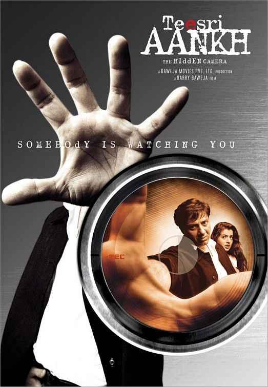 Teesri Aankh The Hidden Camera Wallpaper Poster