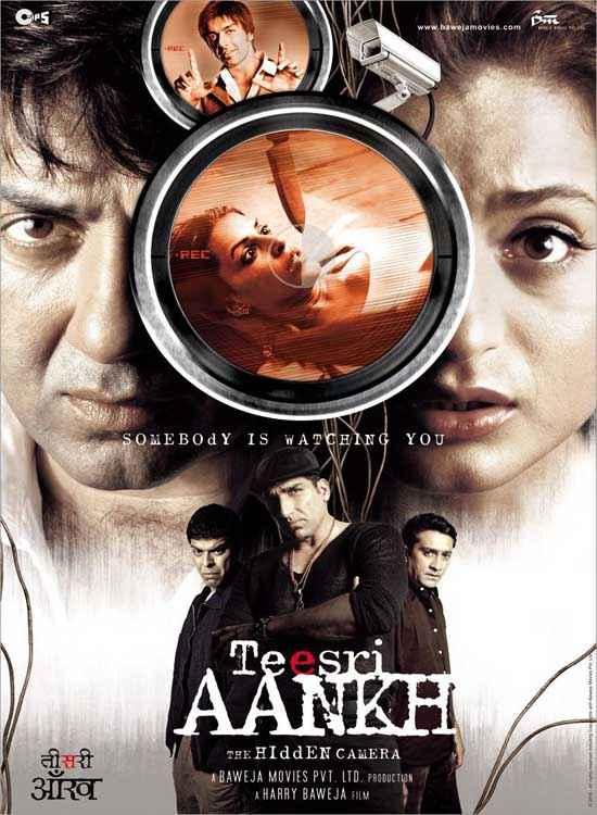 Teesri Aankh The Hidden Camera Poster