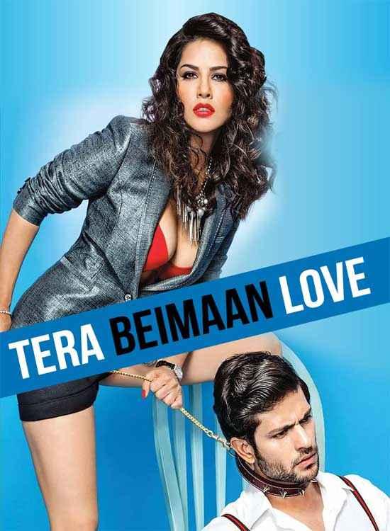 Tera Beimaan Love  Poster