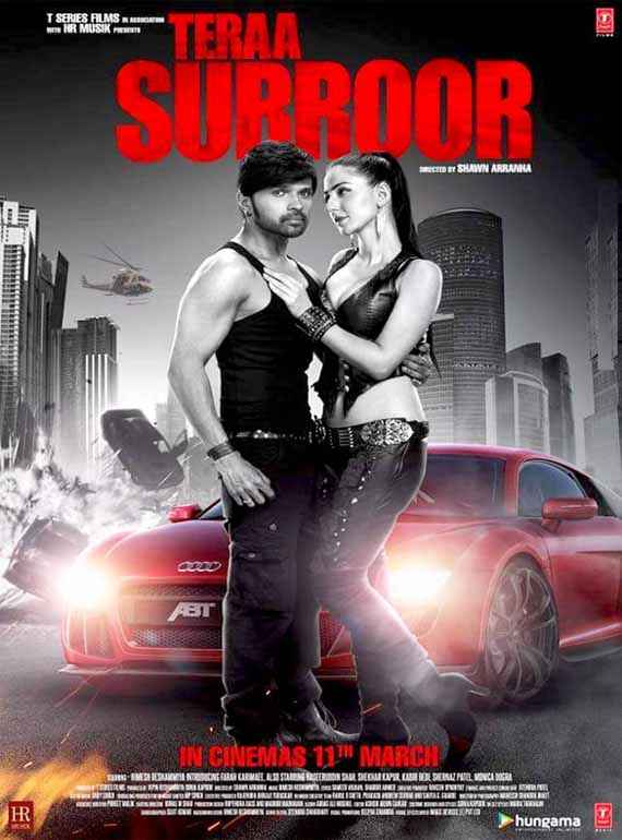 Teraa Surroor First Look Poster