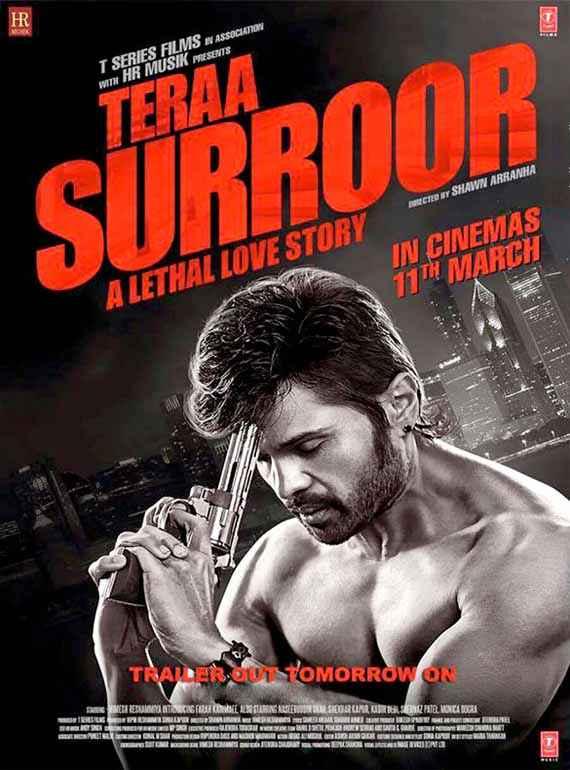 Teraa Surroor Himesh Reshammiya Poster