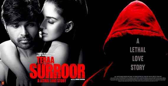 Teraa Surroor Image Poster