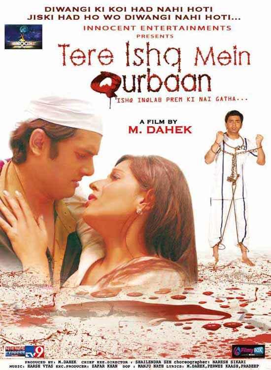 Tere Ishq Mein Qurbaan  Poster