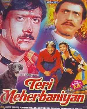 Teri Meherbaniyan Image Poster