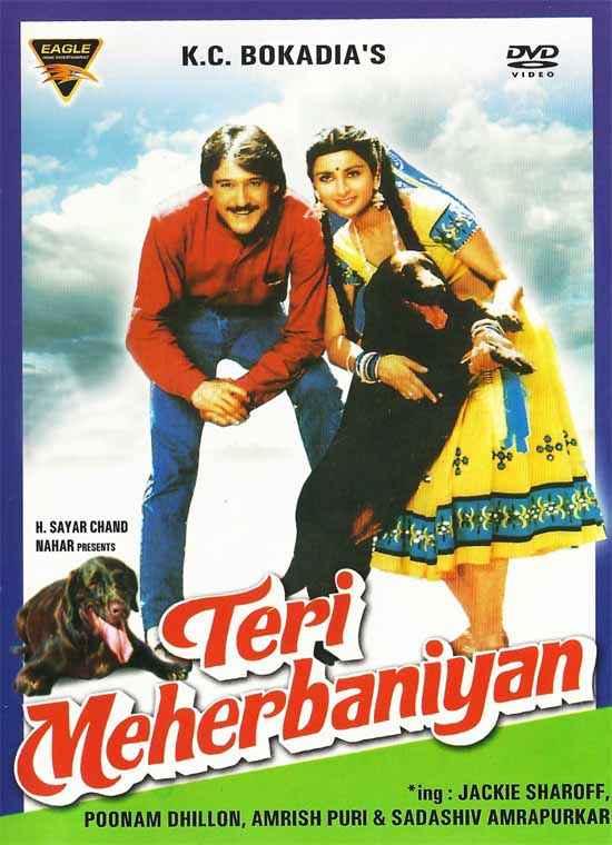 Teri Meherbaniyan  Poster