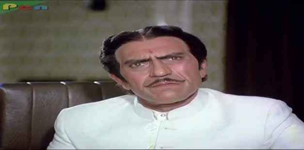Teri Meherbaniyan Amrish Puri Wallpaper Stills