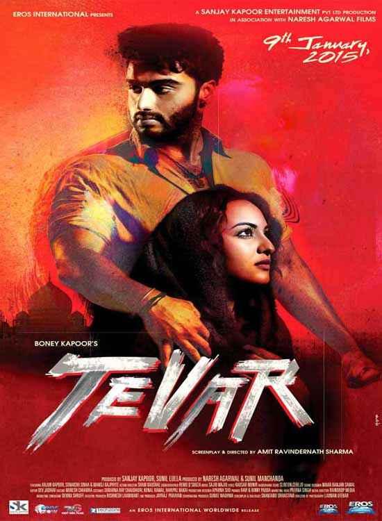 Tevar Arjun Kapoor Sonakshi Sinha Poster