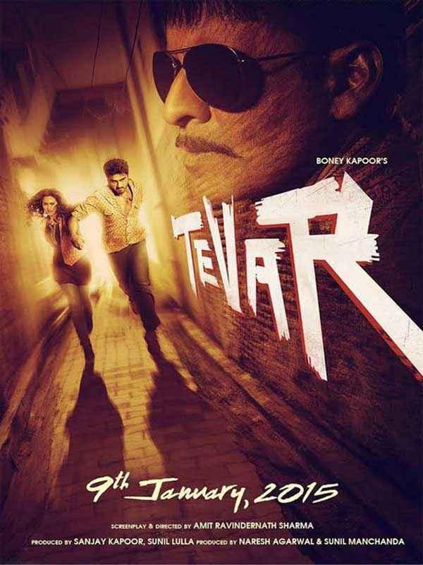 Tevar Image Poster