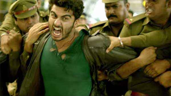 Tevar Arjun Kapoor Acting Stills
