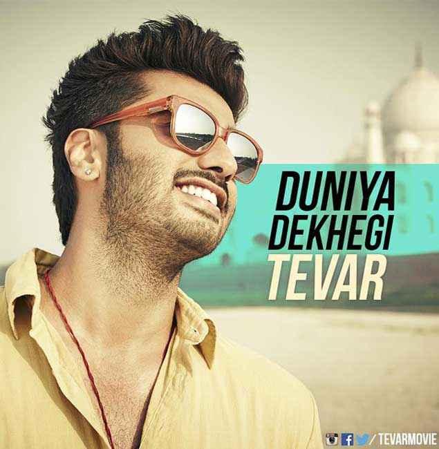 Tevar Arjun Kapoor Duniya Dekhegi Tevar Stills