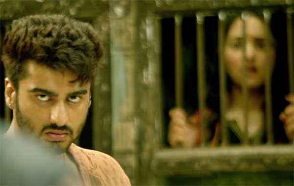 Tevar Arjun Kapoor Eyes Acting Stills