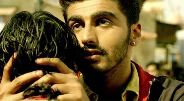 Tevar Arjun Kapoor Eyes Stills