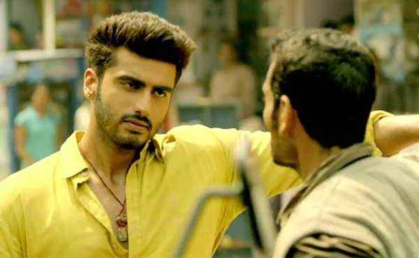Tevar Arjun Kapoor Fighting Scene Stills