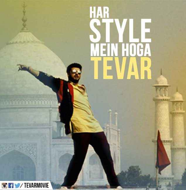 Tevar Arjun Kapoor Har Style Mein Hoga Tevar Stills