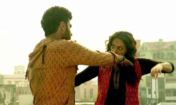 Tevar Arjun Kapoor Sonakshi Sinha Fighting Stills