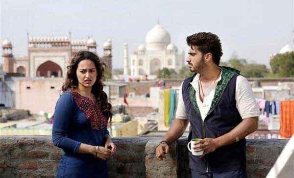 Tevar Sonakshi Sinha Arjun Kapoor Pics Stills