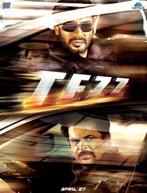 Tezz First Look Poster