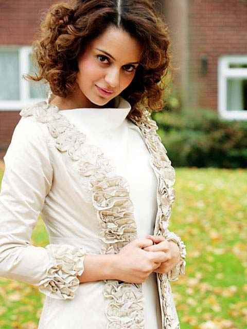 Tezz Star Cast Kangna Ranaut
